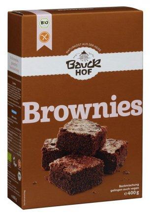Brownies, glutenfrei - Bio - Bauck Hof - 400g