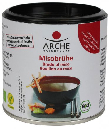 Misobrühe Instant - Arche - Bio - 120g