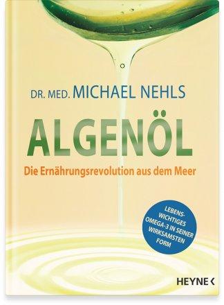 Algenöl - Die Ernährungsrevolution aus dem Meer - Buch