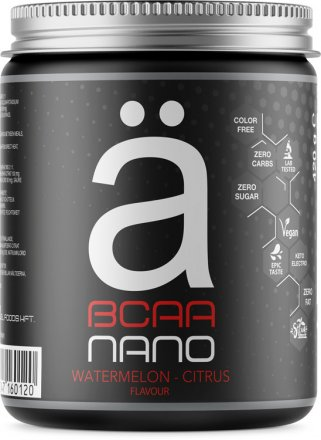 BCAA Nano - Watermelon-Citrus - 420 g