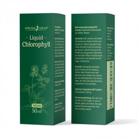 Chlorophyll Tropfen