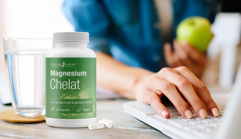 Magnesium chelatiert