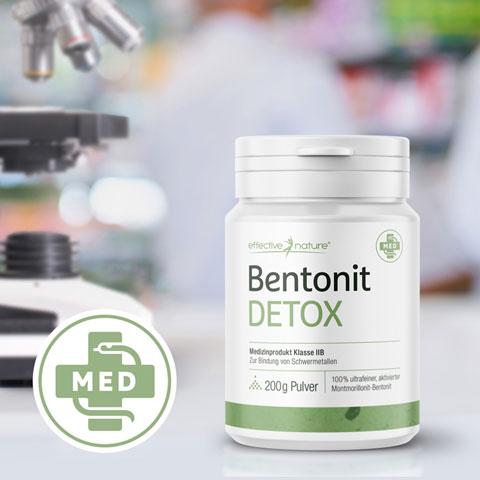 Bentonit Medizinprodukt