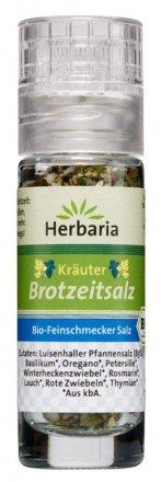 Kräuter Brotzeitsalz - Bio - 11g - Herbaria