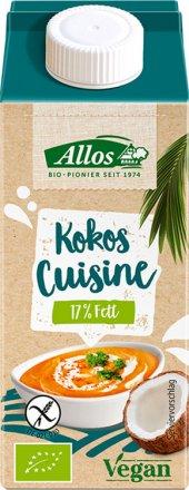 Kokos Cuisine - die Sahne-Alternative aus Kokos