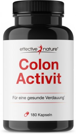 Colon Activit Kapseln - 180 Stk.