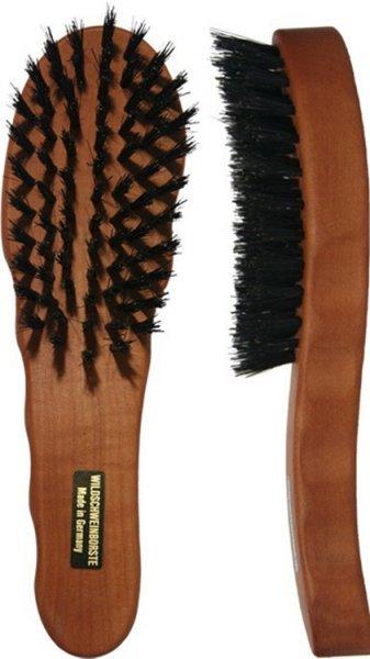 Haarpflegebürste, ergonomisch, 7 Reihen