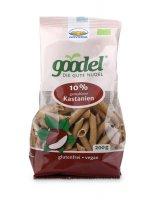 Goodel Penne - Nudeln aus Buchweizen und Kastanien