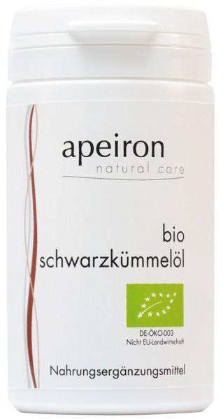 Schwarzkümmelöl in Kapseln - Bio - 41,5g