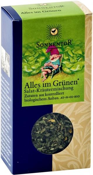 Alles im Grünen - Salatgewürz - Bio - 20g