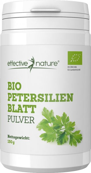 Petersilienblatt Pulver - Bio - 500g
