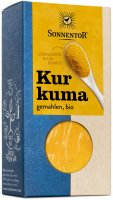 Gemahlenes Kurkuma - in Bio-Qualität