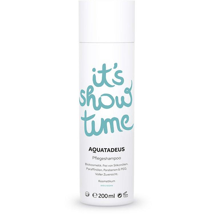 Pflegeshampoo für die empfindliche Kopfhaut