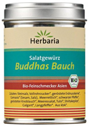 Buddhas Bauch - ideal für Salate