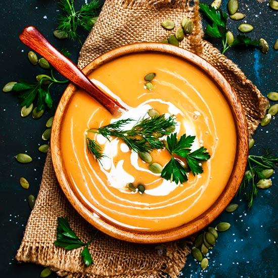 Vom Smoothie zur Suppe - der Puro kann alles