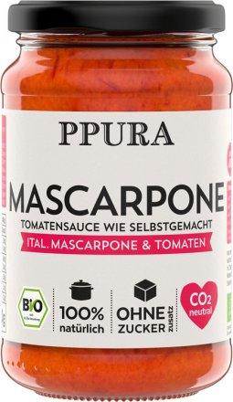 Sugo Tomate & Mascarpone - aus hochwertigen Bio-Zutaten hergestellt