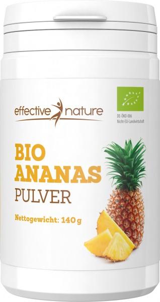 Ananas Pulver - Bio - 140g