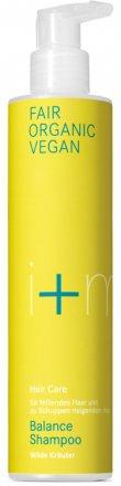 Hair Care Balance Shampoo - Wildkräuter - schnell fettendes / zu Schuppen neigendes Haar