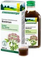 Baldrian-Saft - Schoenenberger - Bio - 200ml