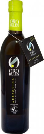 Olivenöl virgen extra - Oro Bailén - Reserva Familiar Arbequina 2016 - 500ml