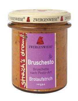 Streich's drauf Bruschesto - Bruschetta nach Pesto-Art