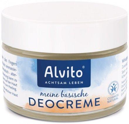 Basische DeoCreme - 50ml