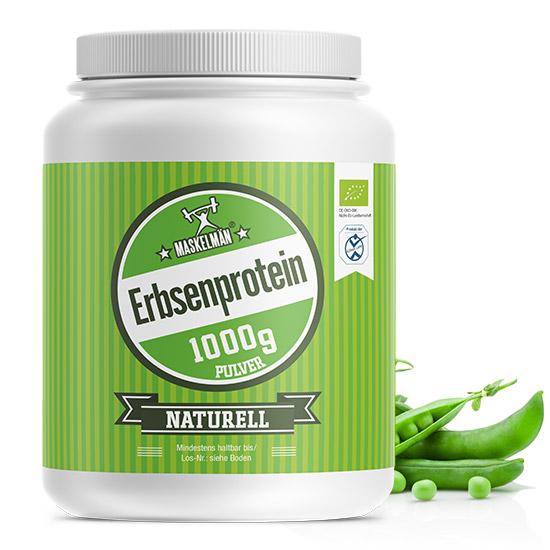 Pea protein from Maskelmän