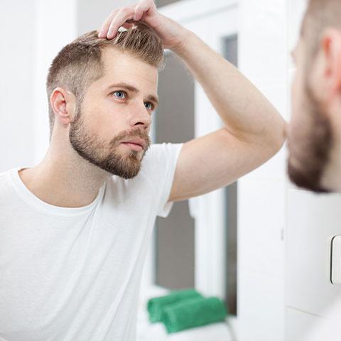 Stoppt den Haarausfall