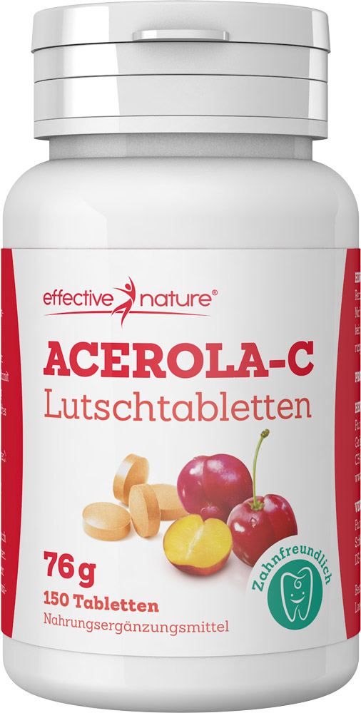 acerola lutschtabletten mit vitamin c und zahnfreundlichem xylit. Black Bedroom Furniture Sets. Home Design Ideas