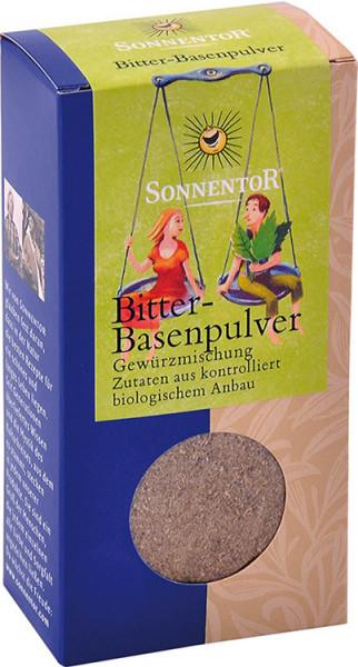 Bitter-Basenpulver - Bio - 60g