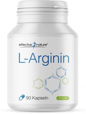 L-Arginin - 90 Kapseln