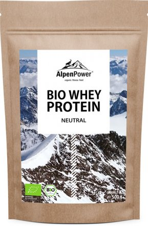 Bio Whey Protein - Neutral - 500g