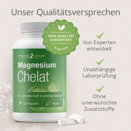Chelated Magnesium