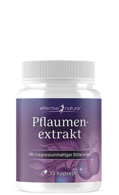 Pflaumenextrakt von effective nature