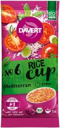Rice Cup Mediterran
