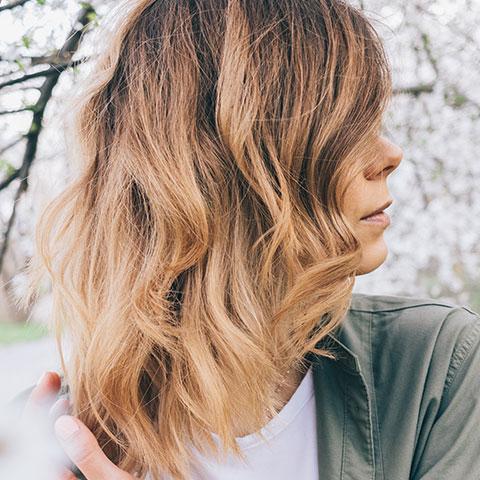 Zink für normales Haar