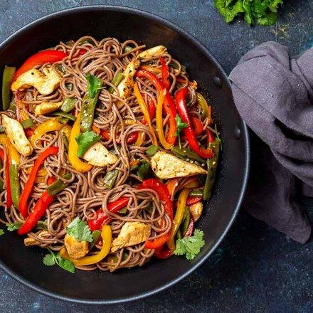 Buchweizen Spaghetti - in Bio-Qualität