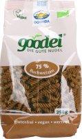 Goodel Spirellis - Nudeln aus Buchweizen und Leinsaat