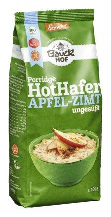 Hot Hafer Apfel-Zimt - Bio - 400g