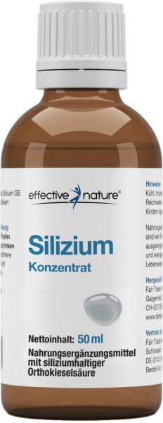 Silizium - Konzentrat - 50ml