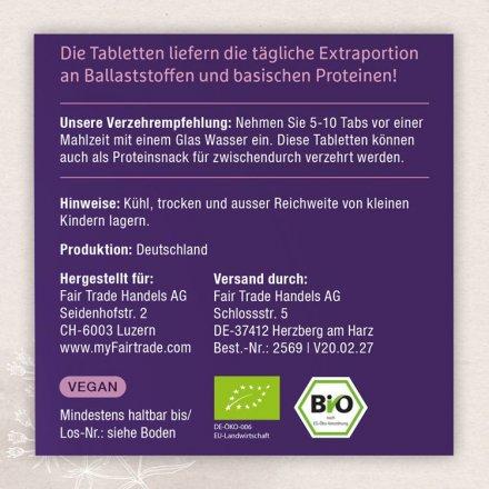 Süsslupine Tabletten - Bio