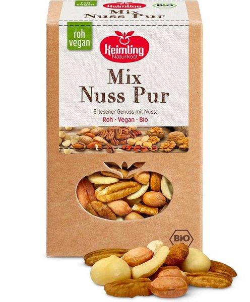 Nuss Pur-Mix - Bio - 200g