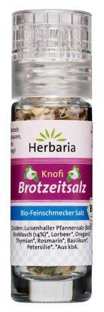 Knofi Brotzeitsalz - das Bio-Feinschmecker Salz