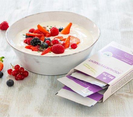 Joghurtbereiter + Joghurtferment mild