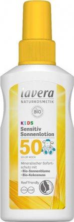 Sensitiv Sonne Kids LSF 50 - Lavera