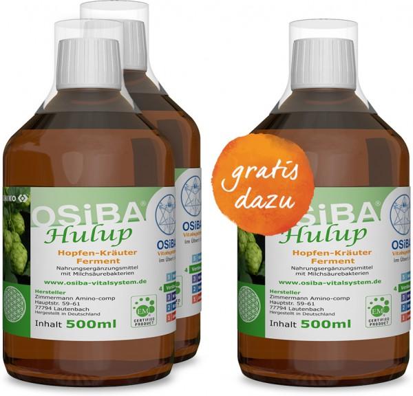 Osiba Hulup 500ml - 3 für 2
