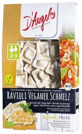 Ravioli mit veganem Schmelz - D'Angelo - Bio - 250g
