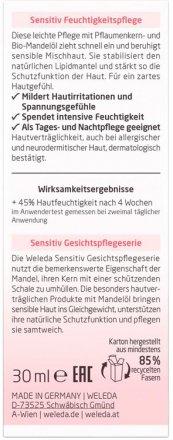 Mandel Feuchtigkeitspflege - Weleda