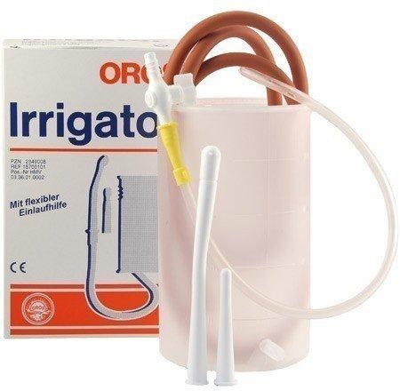Einlauf - Irrigator zur Darmreinigung 1 Liter