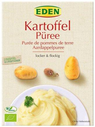Kartoffelpürree in Bio-Qualität